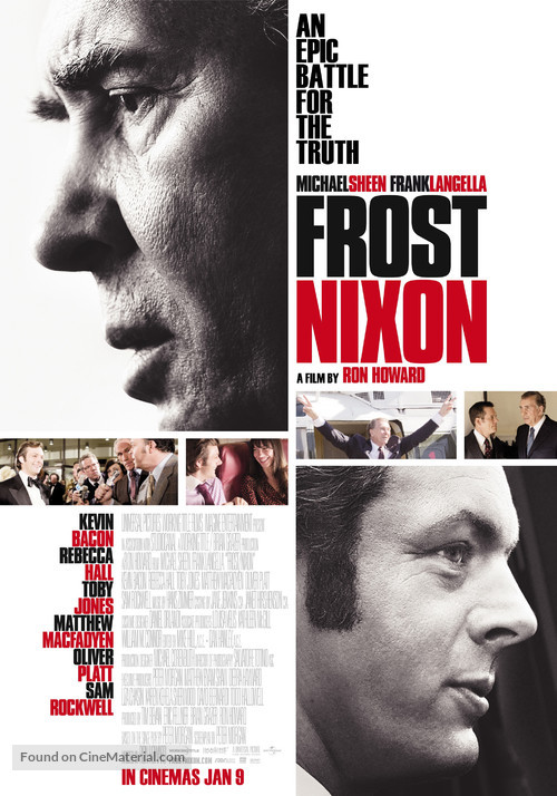 Frost/Nixon - Movie Poster