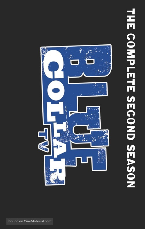 """Blue Collar TV"" - Logo"
