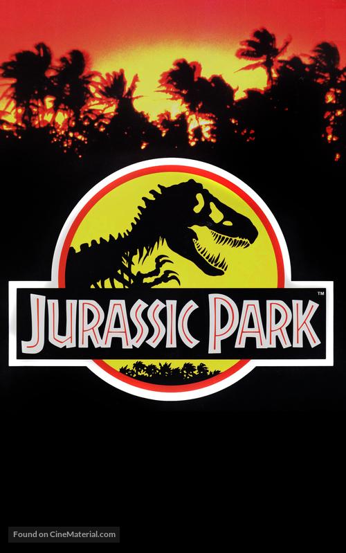 Jurassic Park - VHS cover