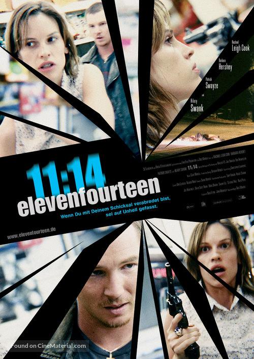 11:14 - German Movie Poster