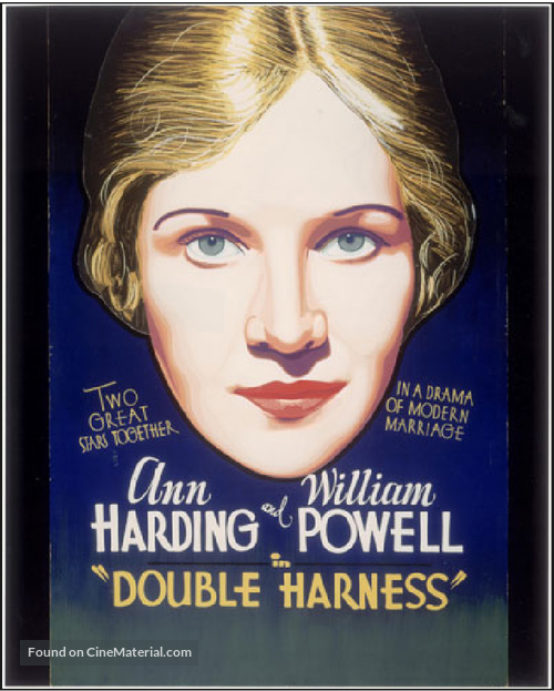 Double Harness - Movie Poster