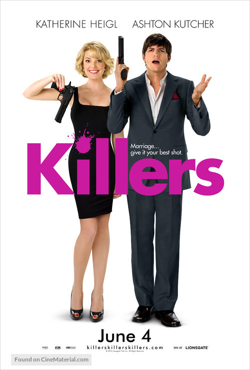 Killers - Movie Poster