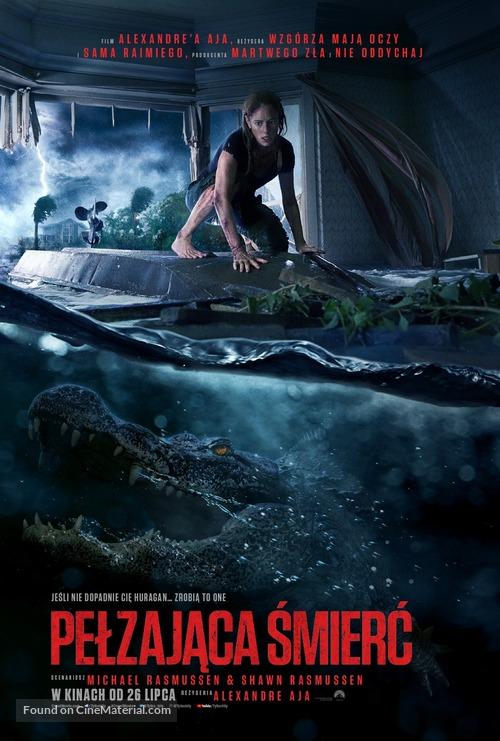 Crawl - Polish Movie Poster
