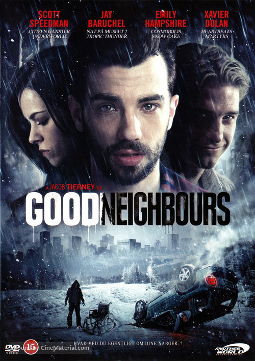 Good Neighbours - Danish DVD cover