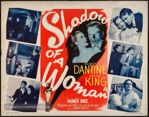 Shadow of a Woman - Movie Poster