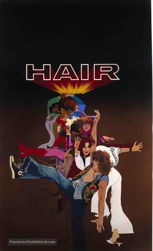 Hair - Movie Poster