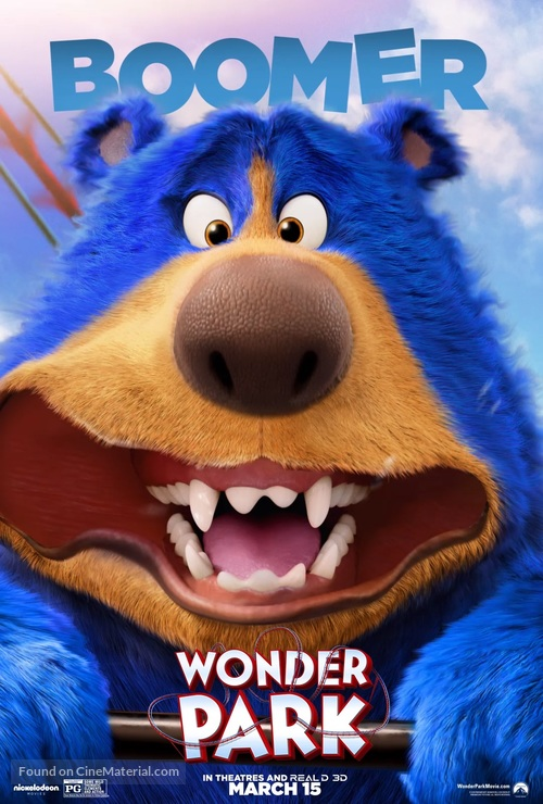 Wonder Park - Movie Poster