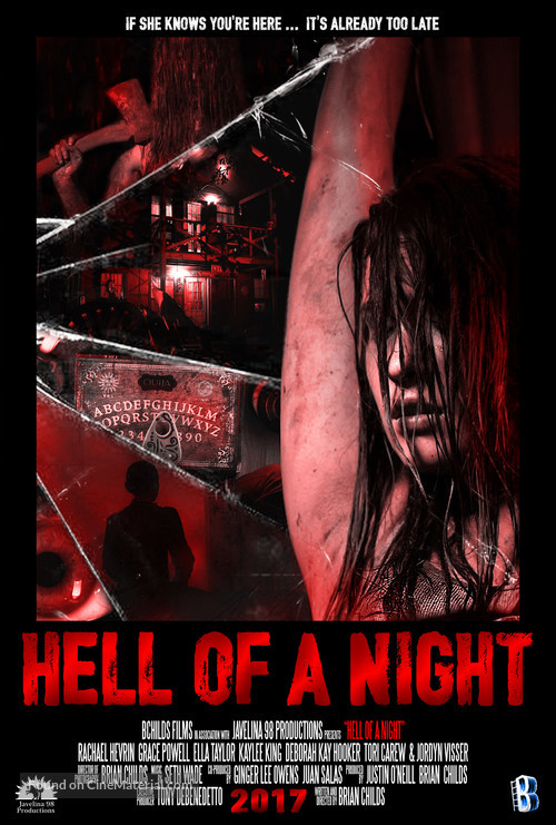 Hell of a Night - Movie Poster