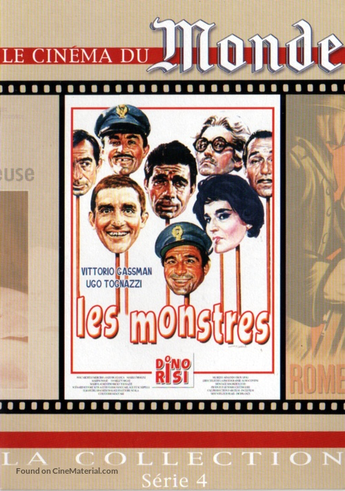 I mostri - French Movie Cover