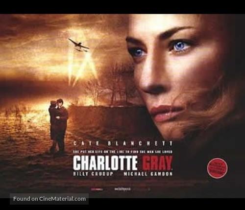 Charlotte Gray - British Movie Poster