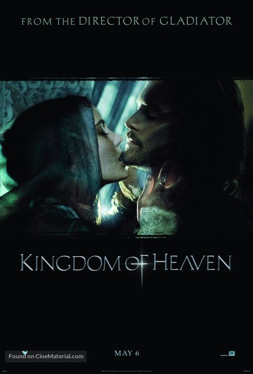 Kingdom of Heaven - Teaser movie poster