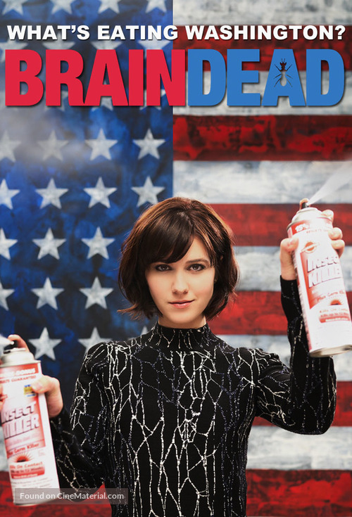 """""""BrainDead"""" - Movie Poster"""