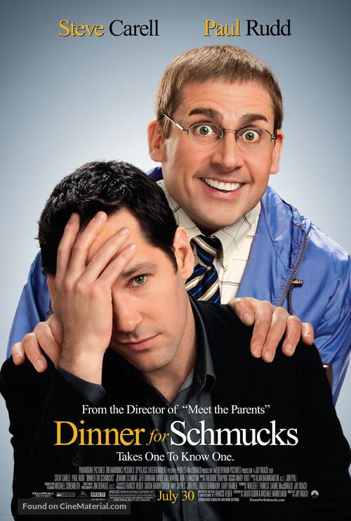 Dinner for Schmucks - Movie Poster