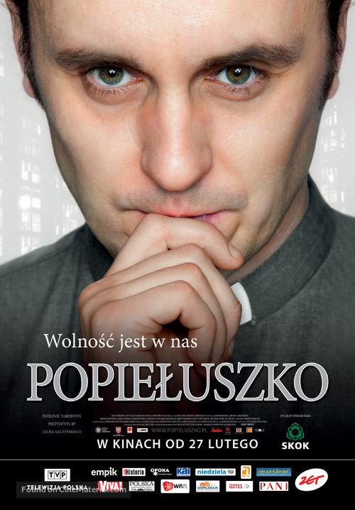 Popieluszko. Wolnosc jest w nas - Polish Movie Poster