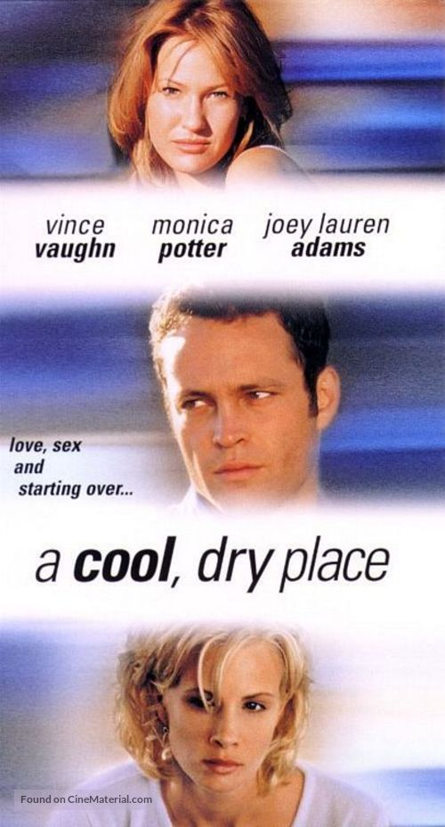 A Cool, Dry Place - Movie Poster