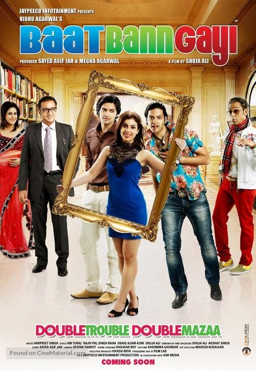 Baat Bann Gayi - Indian Movie Poster