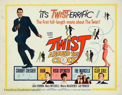 Twist Around the Clock - Movie Poster