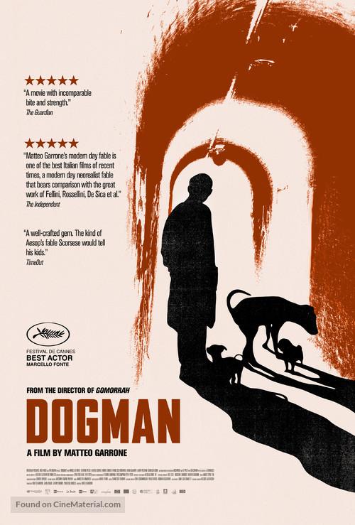 Dogman - Movie Poster
