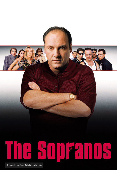 """The Sopranos"" - Movie Poster"
