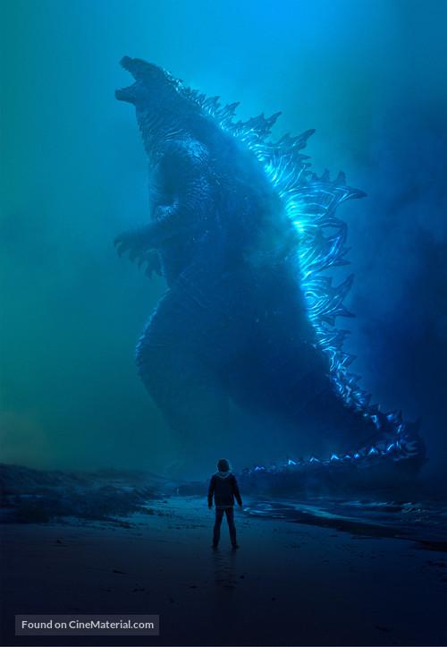Godzilla: King of the Monsters - Key art