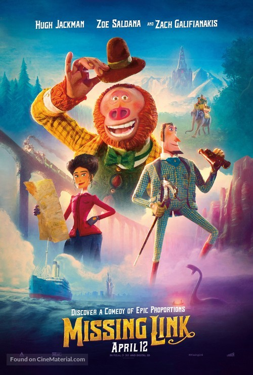 Missing Link - Movie Poster