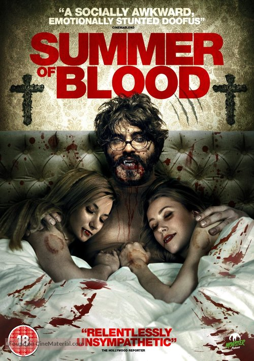 Summer of Blood - British Movie Cover