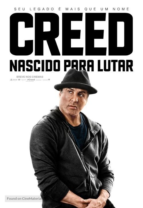 Creed - Brazilian Movie Poster