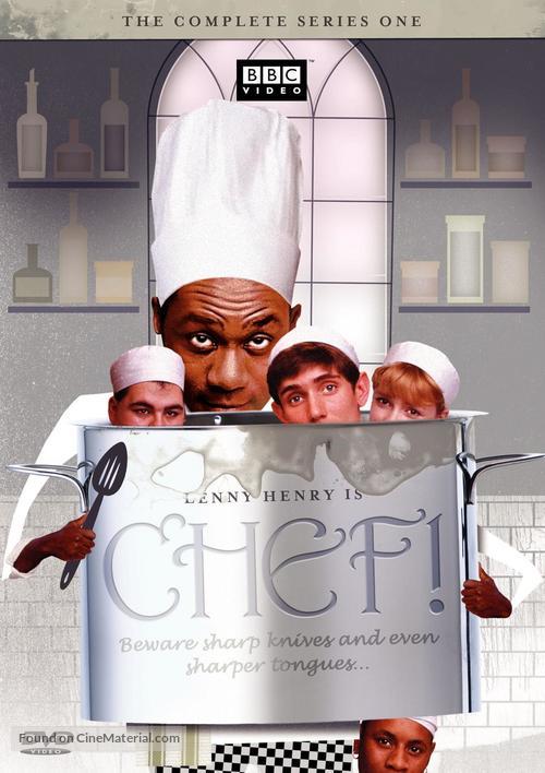 """""""Chef!"""" - Movie Cover"""