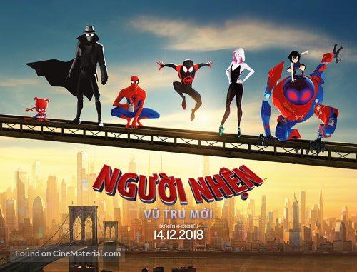 Spider-Man: Into the Spider-Verse - Vietnamese poster