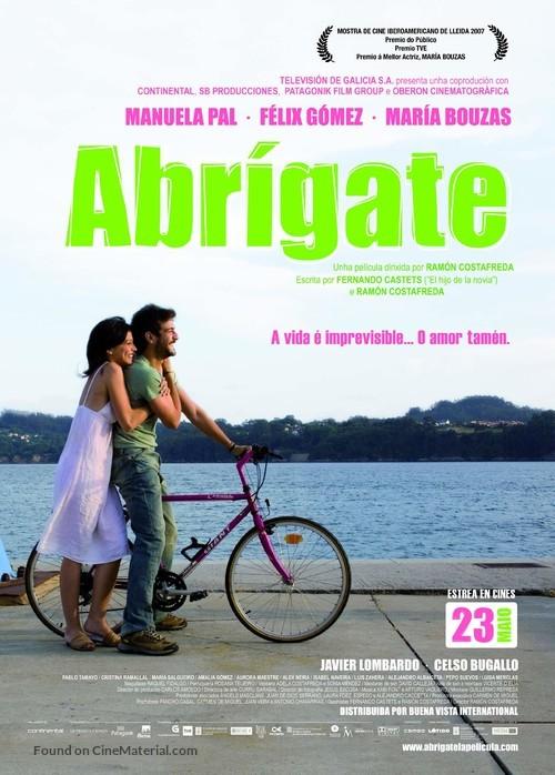 Abrígate - Spanish poster