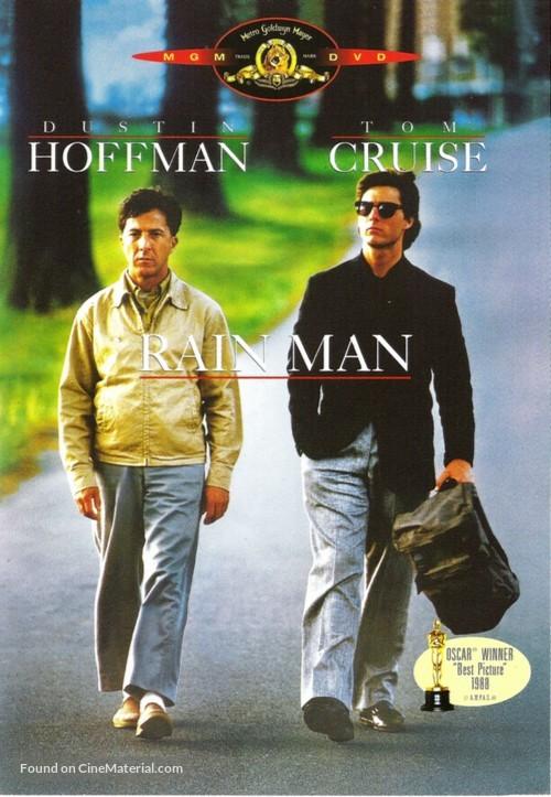 Rain Man - French DVD cover