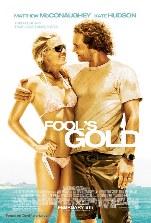 Fool's Gold - Movie Poster