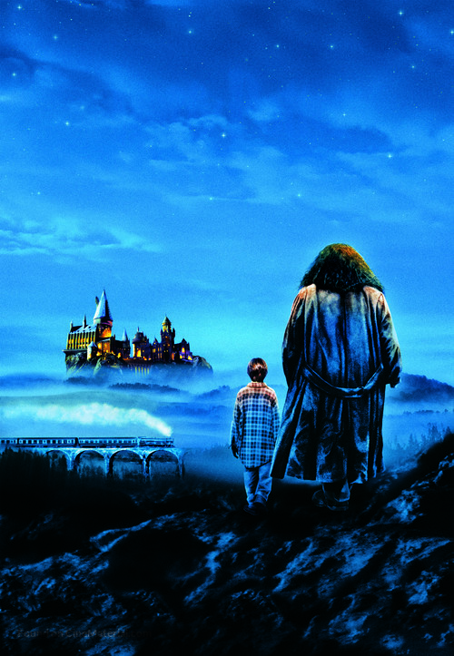 Harry Potter and the Sorcerer's Stone - Key art