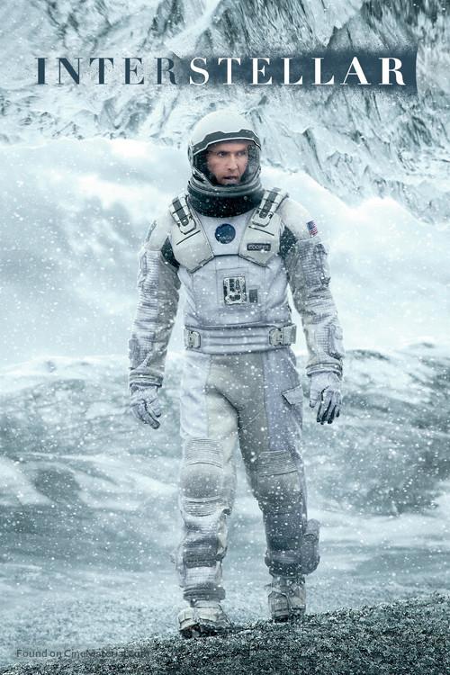 Interstellar - Movie Cover