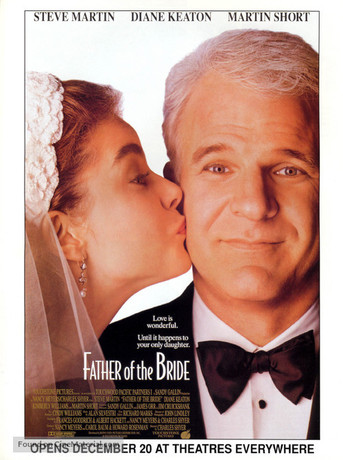 Father of the Bride - Movie Poster