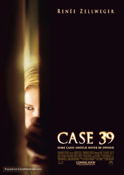 Case 39 - Movie Poster