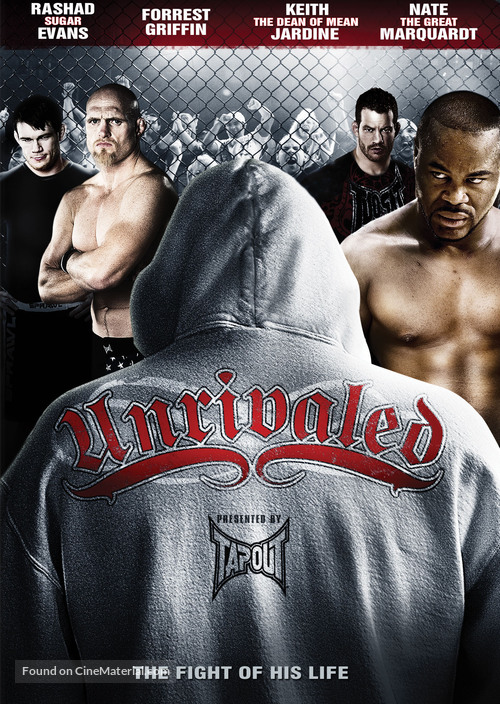 Unrivaled - DVD cover