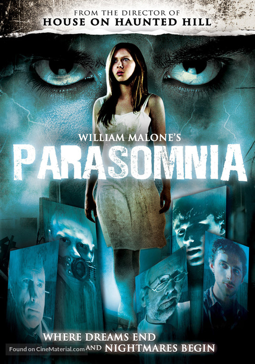 Parasomnia - Movie Cover