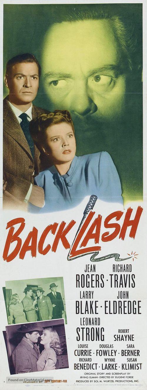 Backlash - Movie Poster