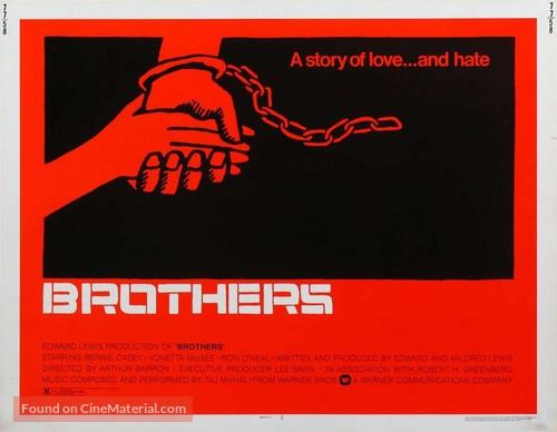 Brothers - British Movie Poster