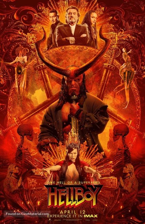 Hellboy - Movie Poster