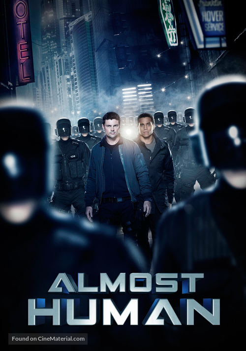 """Almost Human"" - Movie Cover"