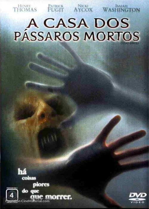 Dead Birds - Brazilian Movie Cover