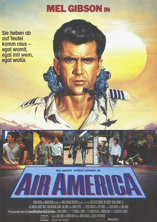 Air America - German Movie Poster