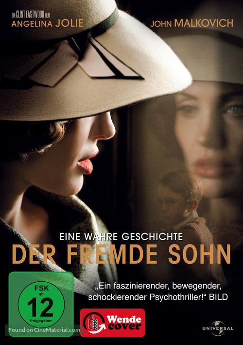 Changeling - German DVD movie cover