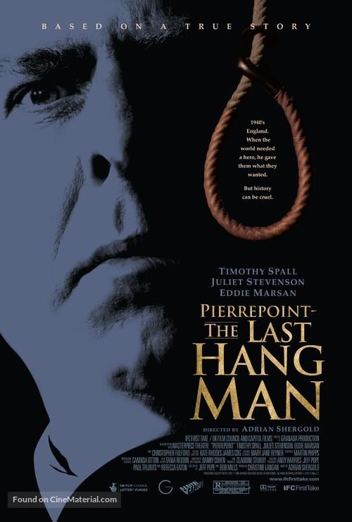 The Last Hangman - Movie Poster
