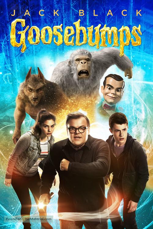 Goosebumps - Movie Cover
