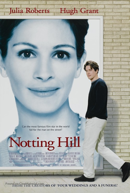 Notting Hill - Movie Poster