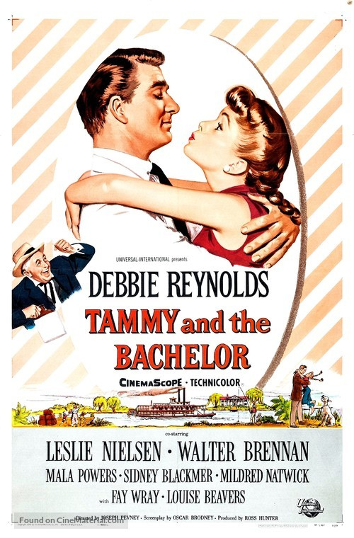 Tammy and the Bachelor - Movie Poster