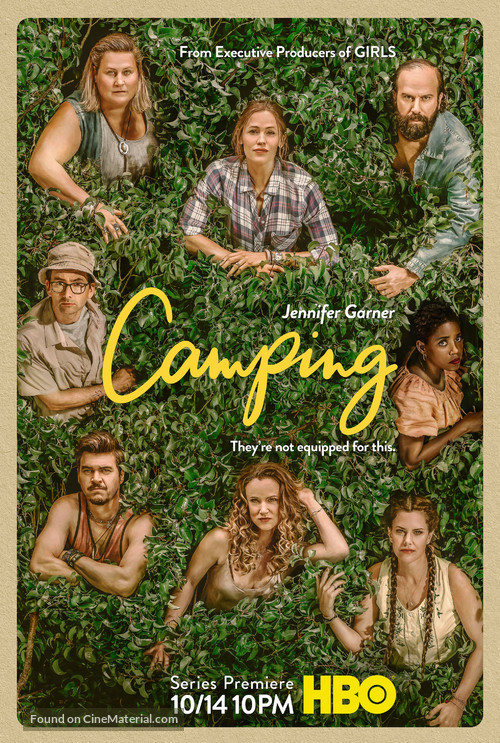 """Camping"" - Movie Poster"